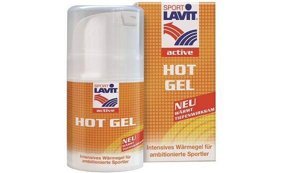 Sport Lavit - Hot Gel